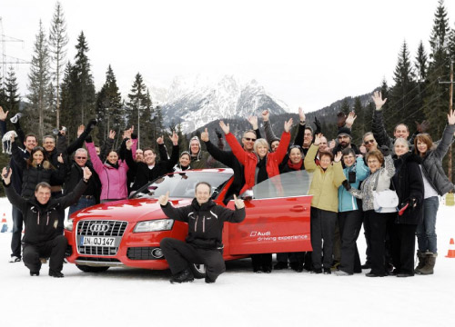 """Audi once again """"best training company"""" in 2017 