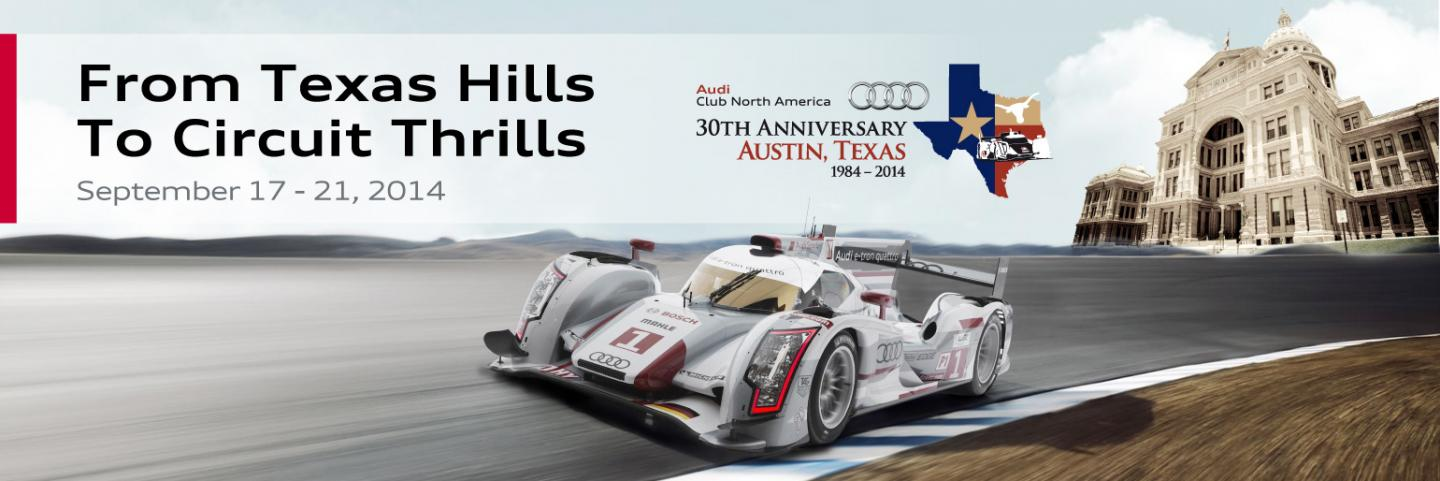 30th National Event Live Audi Club Of North America